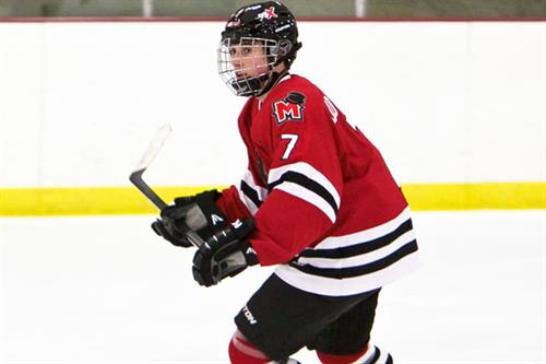 Will Johnson was the first ever D-1 Commit for the Magicians.