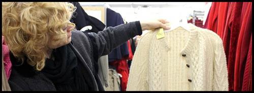 Assistance League Thrift Shop proceeds support our community programs.