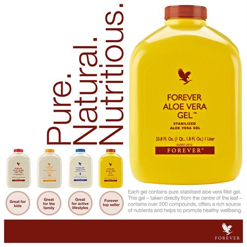 Aloe Drinking Gels are a natural anti inflammatory. Some products are Vegan, Kosher & Gluten Free.