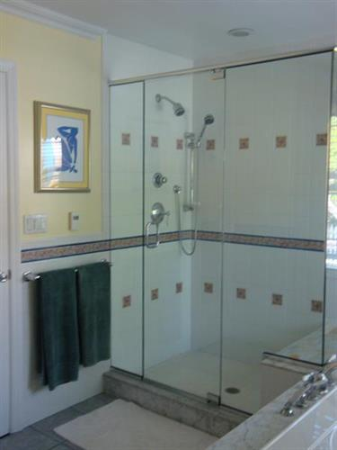 Addition - Bathroom - Shower