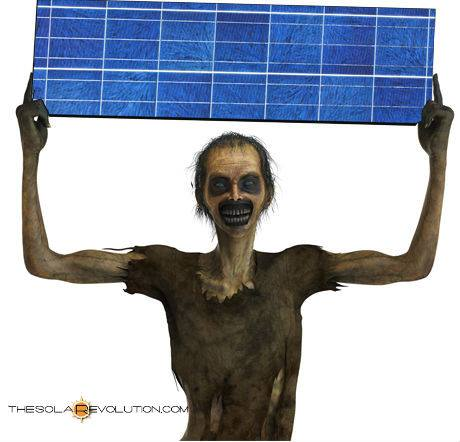 Solar even works in a zombie apocalypse!