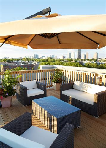 Penthouse Roof Deck