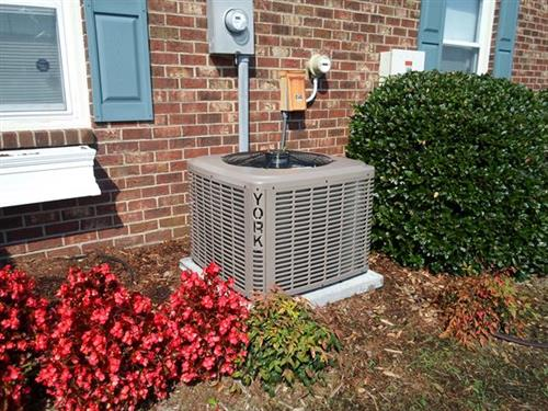 Check out the Chamber's newly installed HVAC unit!
