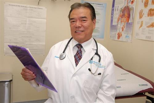 Antonio Tan, MD - Internal Medicine. Office: 12980 Frederick St, Suite D