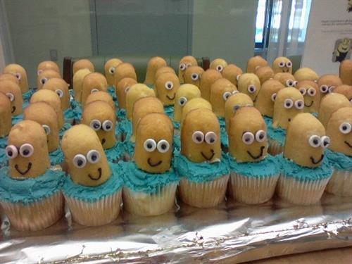 7/2013 Jaffrey's Night of a 1000 Cupcakes