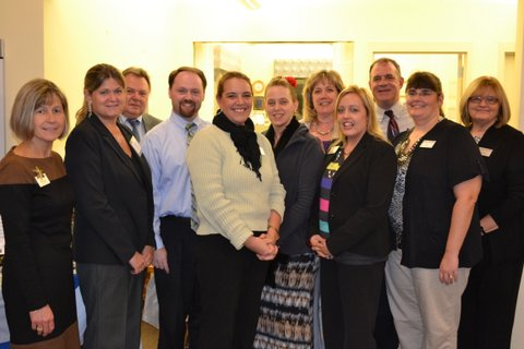 2013 Jaffrey People's United bank staff