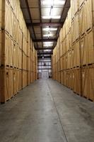 Storage Vaults in Warehouse