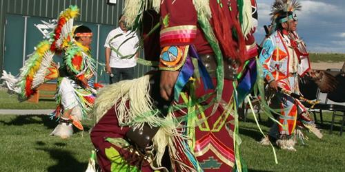 Native Song & Dance