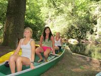 Canoeing the Etowah