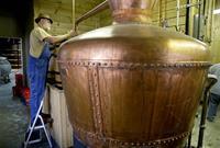 Dawsonville Moonshine Distillery