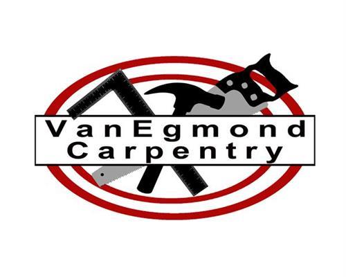 VanEgmond Carpentry Logo - design