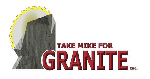 Take Mike for Granite Logo - design