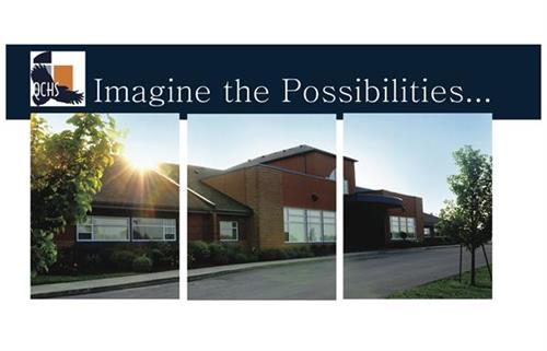 Quinte Christian High School Promotional Material - design, printing