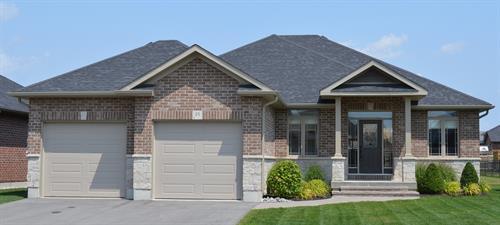 Settlers Ridge Model Home: 25 Hampton Ridge Drive
