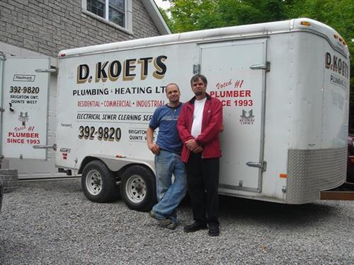 Dan Koets & Chris Koets