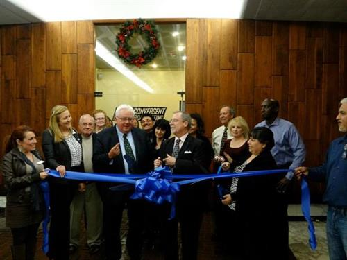 Ribbon Cutting/New Offices 2013