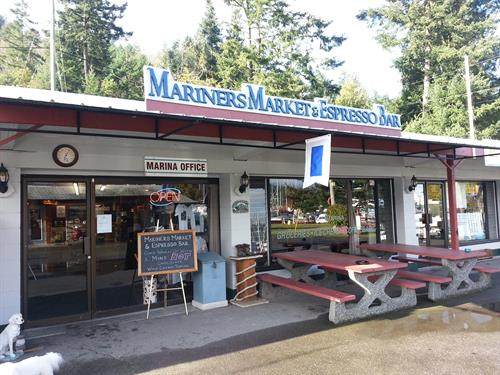Mariners Market and Espresso Bar