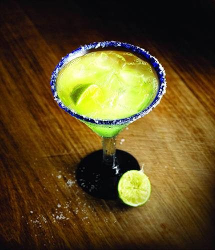 Ultimate 1800 Margarita - 1800 Tequila Reposado Tequila, fresh lime juice, Cointreau, and citrus sour combine for the ultimate margarita.