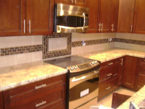 Tile - Kitchen Backsplash