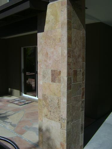 Tile - Pillar