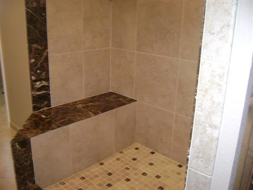 Tile - Bathroom Shower