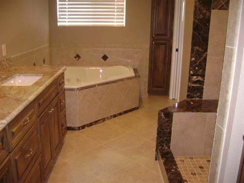 Tile - Bathroom