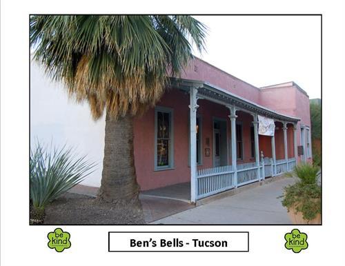 Ben's Bells - BE KIND
