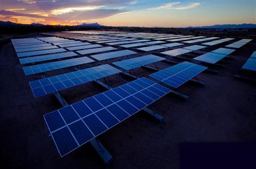 TEP is one of the nation's leading solar utilities.