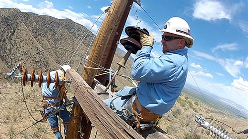 TEP works to provide you with safe, reliable power.