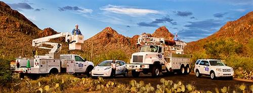 TEP is a local company with local roots and local priorities. Our employees are your friends, your family members, your neighbors. We're your electric company.