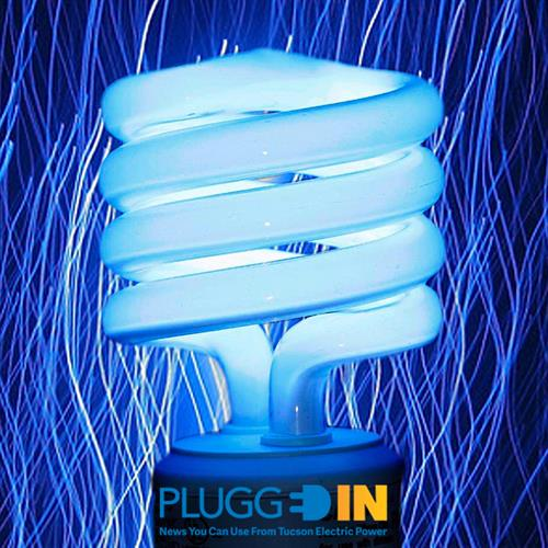 Plugged In, TEP's electronic newsletter, provides valuable information to residential customers once a month.
