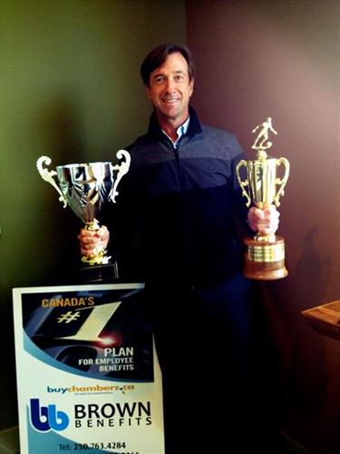 Award Winning!