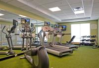 24 Hour Fitness Room