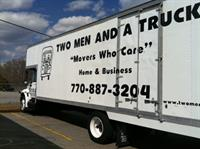 Alpharetta Movers - TWO MEN AND A TRUCK