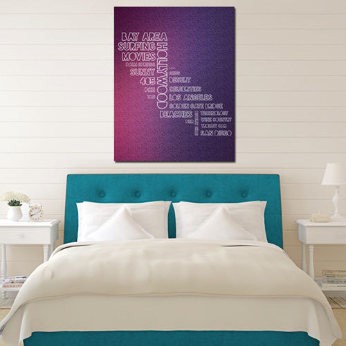 100% Custom Canvas Art to Match Your Vision
