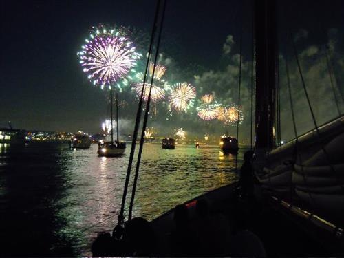 Pride Fireworks- 2013