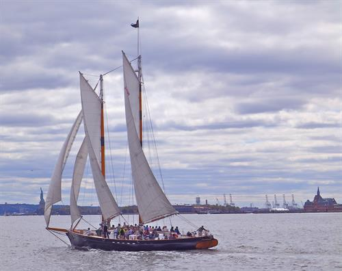 America 2.0 Day Sail- NYC