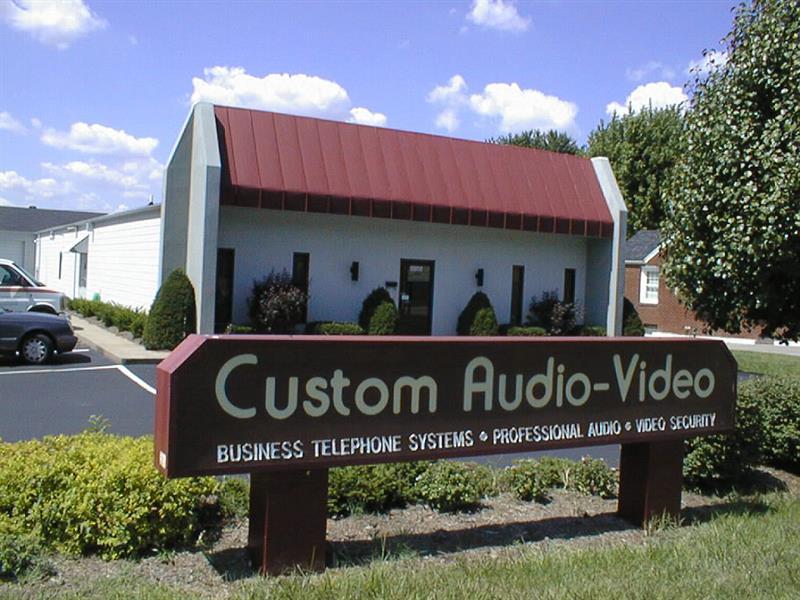 Custom Audio-Video, Inc.