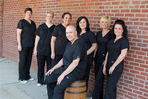 Ward Family Dentistry - Dr. Terry A. Ward and Staff