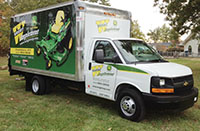 Box Van Graphics