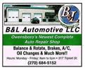 B & L Automotive Repair and Towing