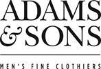 Adams & Sons Men's Fine Clothiers