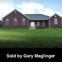 Sold by Gary Maglinger, Broker