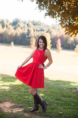 Game Day Dress by Lauren James
