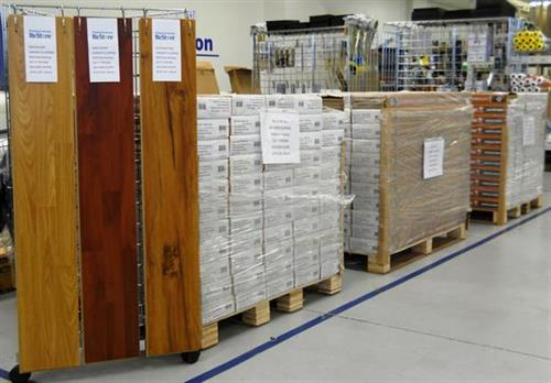 Habitat ReStore, Inventory changes daily