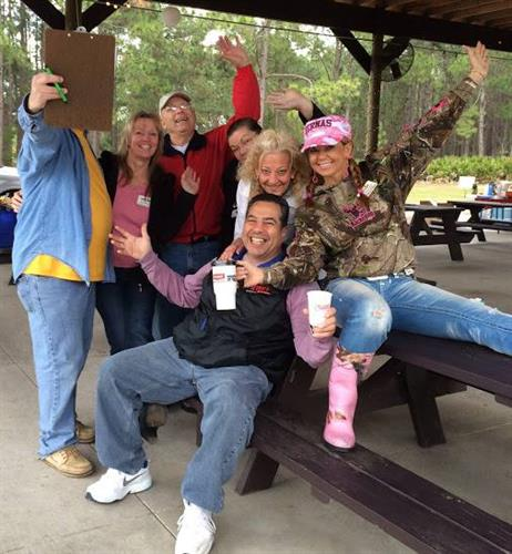Central Pasco Chamber-Clay Shoot