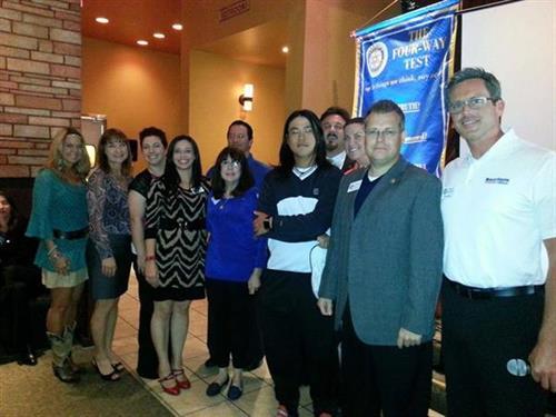 Wesley Chapel Rotary-Honduras Team
