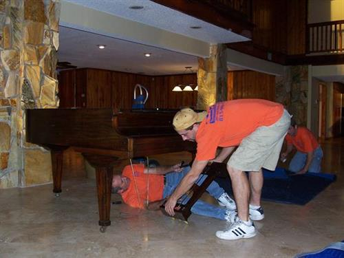 Certified Piano Movers
