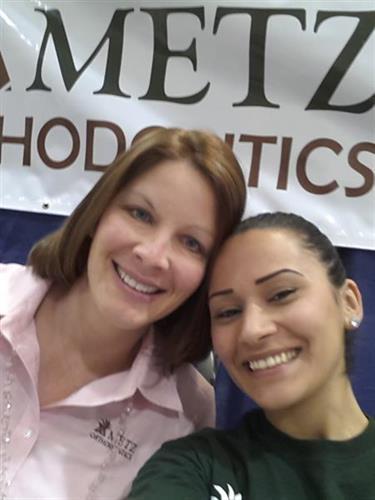 Mindy & Rita at Chamber Expo