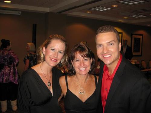 Dr. Metz danced with his wife Melissa (far left) and won People's Choice Award at Pasco's Dancing With Our Stars in 2012 and 2013!
